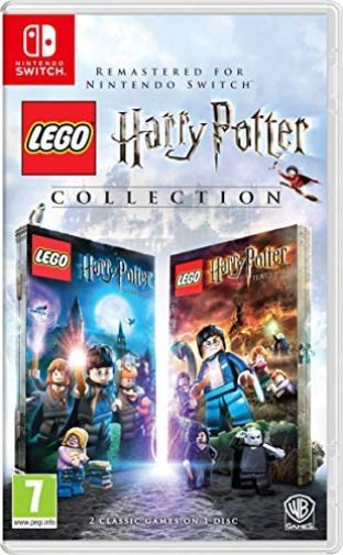 241c54234db26 Nintendo Switch-LEGO HARRY POTTER YEARS 1-7 (UK IMPORT) GAME NEW ...