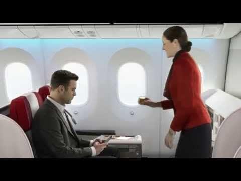 Conoce nuestro nuevo Boeing 787-9 - YouTube
