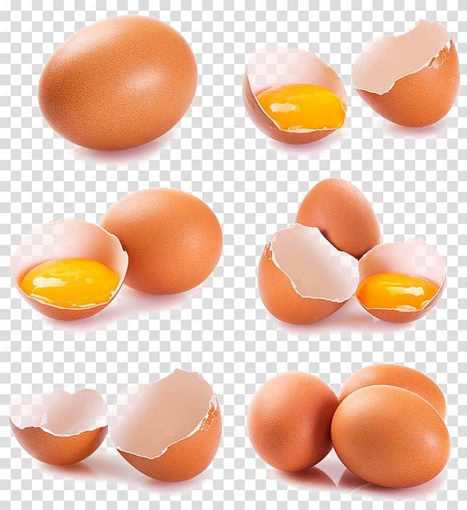 Opened Eggs Chicken Egg Salted Duck Egg Egg Transparent Background Png Clipart Broken Egg Fried Egg Breakfast Chicken Egg Nutrition