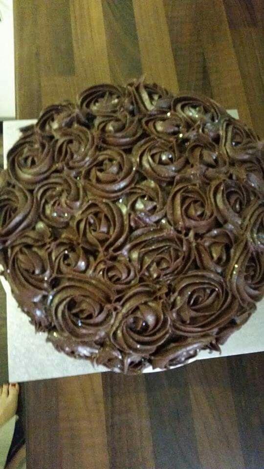 Chocolate Roses x
