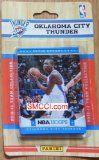 Oklahoma City Thunder Brand New 2012 / 2013 Hoops Basketball Factory Sealed 10 Card Team Set with Kevin Durant, Derek Fisher, James Harden, Kendrick Perkins, Russell Westbrook, Serge Ibaka, Daequan Cook, Nick Collison, Scott Brooks and Reggie Jackson. - http://hoopsternation.com/oklahoma-city-thunder-brand-new-2012-2013-hoops-basketball-factory-sealed-10-card-team-set-with-kevin-durant-derek-fisher-james-harden-kendrick-perkins-russell-westbrook-serge-ibaka-daequan-co/