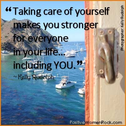 What can you do TODAY to take care of yourself? I'm taking breaks and reading an excellent book!  Weekly Positive Woman Tip here: http://PositiveWomenRock.com/gift/  #inspiration #motivation #positive #quote