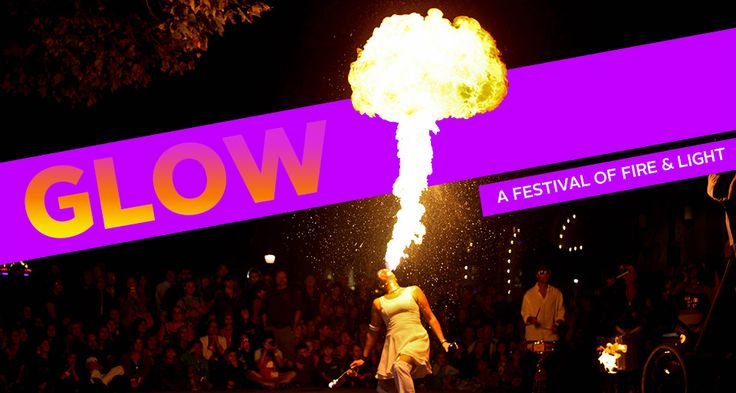 GLOW: A Festival of Fire & Light 2017 – Santa Cruz Museum of Art & History