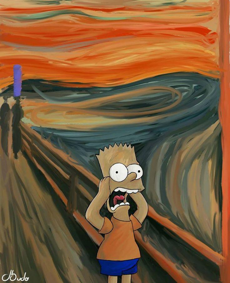 Así habría sido la cultura pop protagonizada por Bart Simpson7