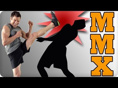 10-Minute MMA Core and Cardio Workout from Tony Horton - The Team Beachbody Blog