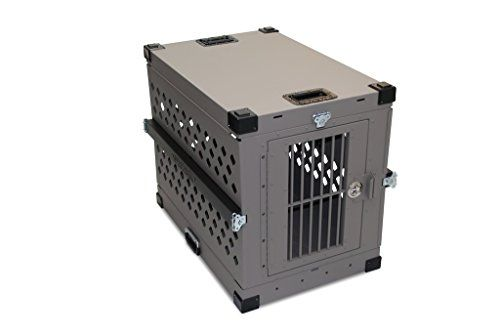 Impact Dog Crate (Collapsible), Model, X-Large, Grey in Color 450 >>> You can get additional details at the image link.