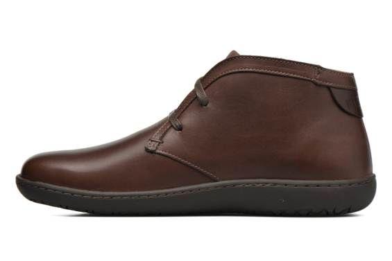 Scarba Ladies Marrón oscuro 2   – Zapatos