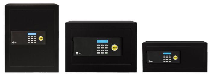 Yale Office Safe | Electronic Locking Yale Safes | eSafes