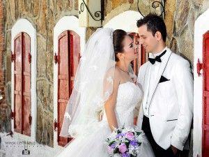 Gizem Vural Düğün Dış mekan Çekimleri