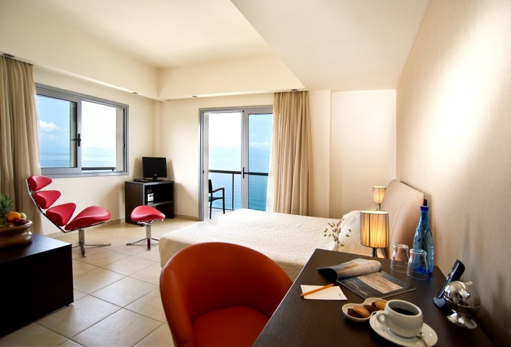 Standard Double Waterfront Room @ Sikyon Coast Hotel & Resort