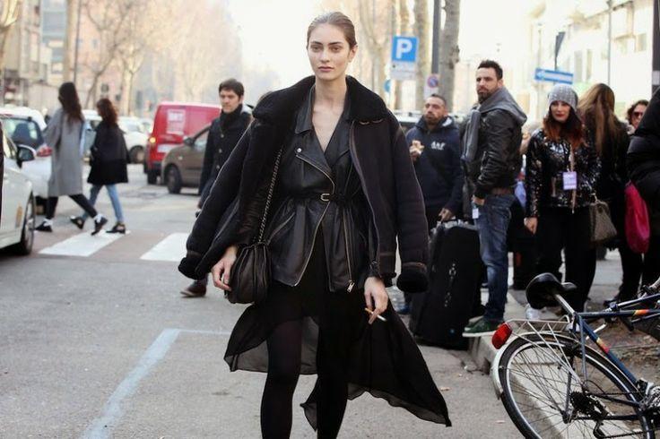Street style – Le sfilate di strada