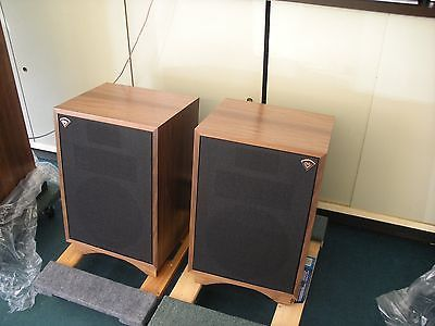 klipsch old speakers. klipsch heritage heresy iii floor standing speakers-new pair old speakers y