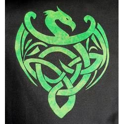 Easy Celtic Dragon Quilt...