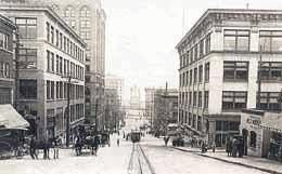 IWW organizer and radical anti-capitalist, James H. Walsh, arrives in Spokane and rejuvenates the Wobbly local in the fall of 1908. HistoryLink.org- the Free Online Encyclopedia of Washington State History