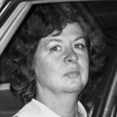Dec. 12, 1975. Sara Jane Moore pleads guilty to a charge of trying to kill President Ford in San Francisco the previous September.