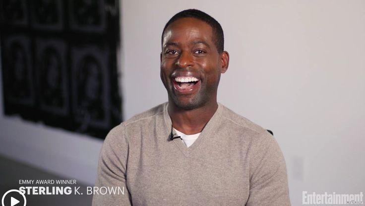 Sterling K Brown