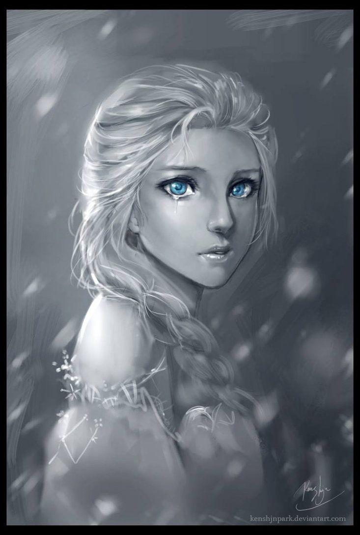 Elsa - kenshjnpark.deviantart.com