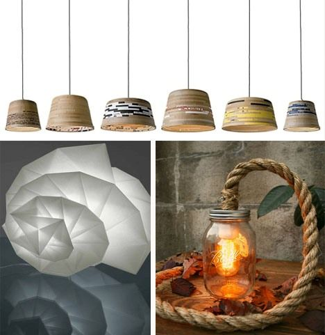 Green Your Midnight Oil with 10 Sustainably Designed Lamps