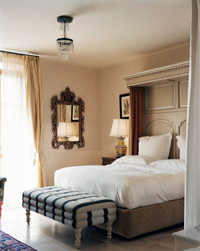 Tuscan Bedroom Ideas Part - 19: Warm And Welcoming, Tuscan Style Is Perfect For The Bedroom