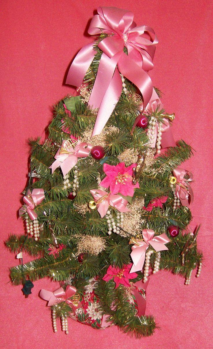 Mer enn 25 bra ideer om Victorian christmas tree stands på Pinterest