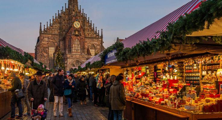 Tyska julmarknader med julkänsla | Scandinavian Traveler