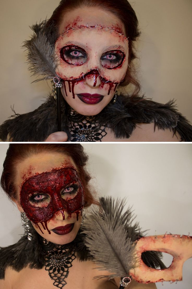 20 best Stage makeup effects images on Pinterest