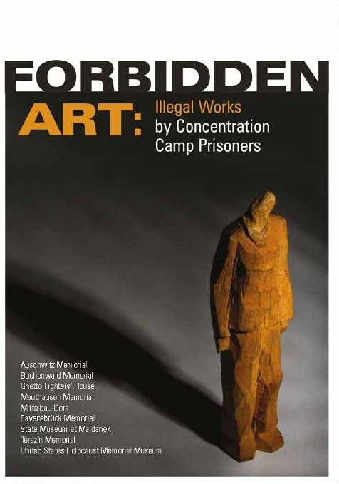 """An English publication includes texts of lectures which were held at the conference organized by the Auschwitz-Birkenau State Musuem in October 2011. The curators of different memorial sites and martydom museum presented examples of the """"illegal"""" camp art created during World War II. Particular lectures constitute a detailed description of the art collections in the above mentioned memorial sites and museums."""