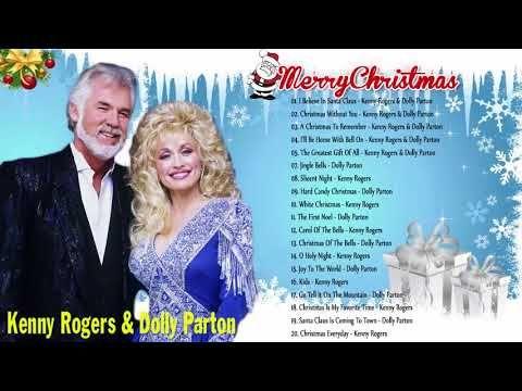 enny Rogers, Dolly Parton Christmas Album || Dolly Parton and Kenny Rogers Christmas Songs - YouTube