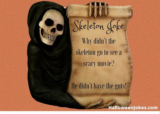 Skeleton  Joke 5