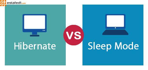 إغلاق الويندوز الفرق بين Hibernate وsleep وأيهما أفضل Estafed1 Gaming Logos Logos Symbols