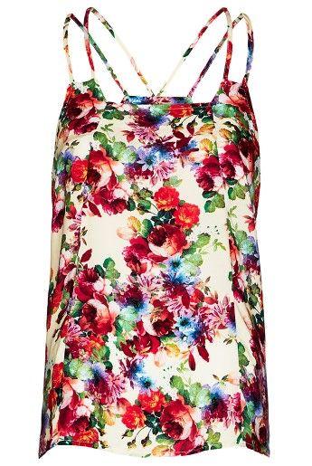 Glynny Floral vest, £29.