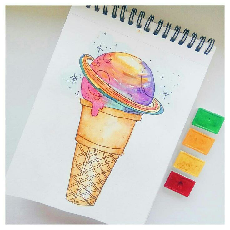 Every summer is a cosmetic taste of ice cream!