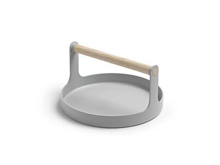 big-game | cargo series for alessi. catchall tray inspired by traditional japanese wooden boxes