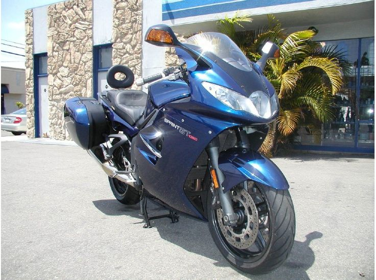 Used 2011 Triumph Sport_Touring_Motorcycle in Garden