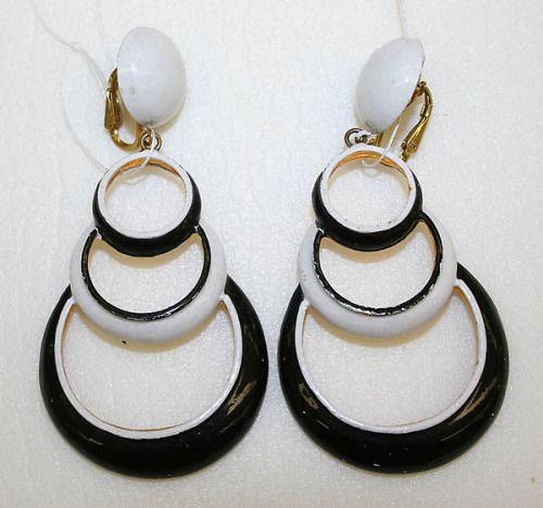 Earrings 1960s The Metropolitan Museum of Art | A History Of Fashion ...