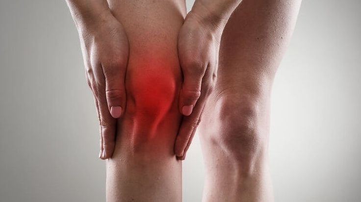 Ízületi fájdalom kiújulása a nagy hidegben.