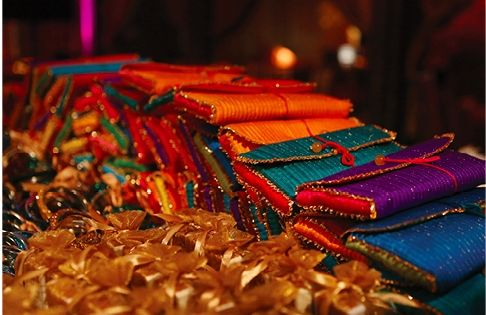 Gift Ideas For Indian Wedding Guests : ... more images at www.shaadibelles.com #southasian #wedding #indian More