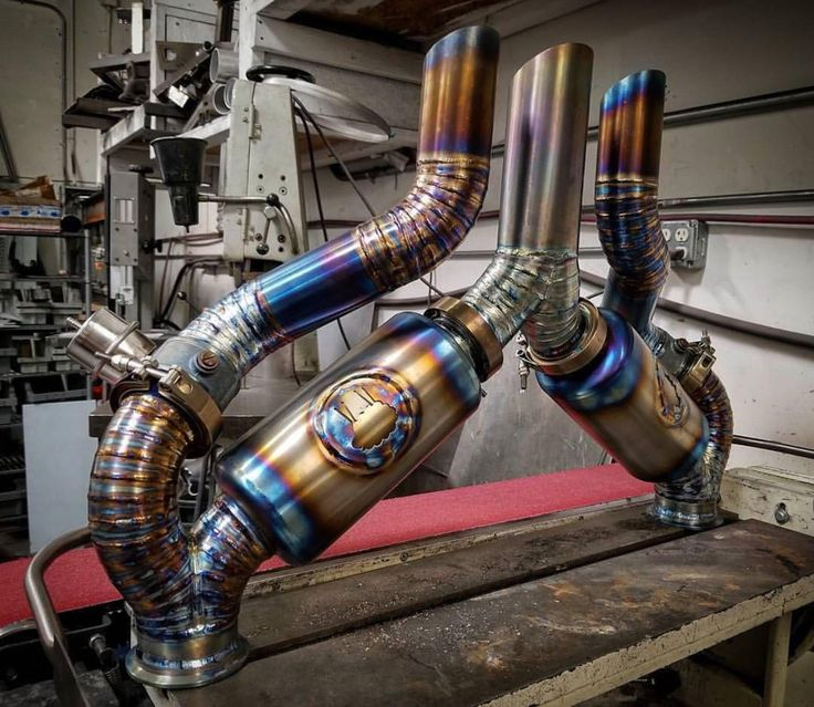 24 best Welding on Engines/Exhausts images on Pinterest