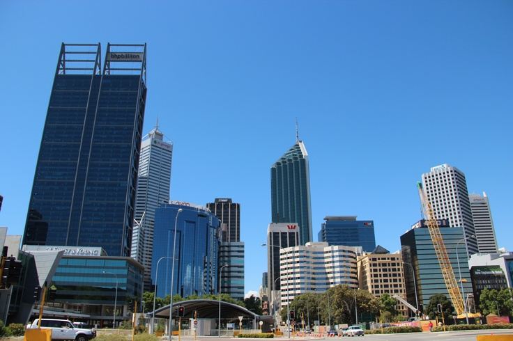 Photo of Perth City