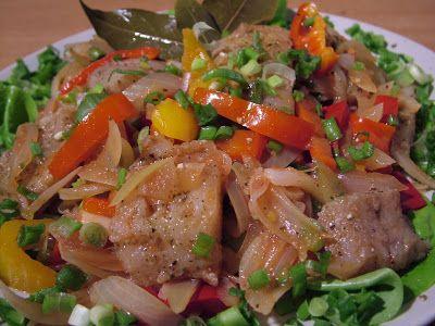 Smak Zdrowia: Ryba w sosie pomidorowym