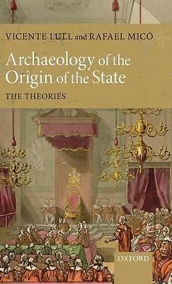 Archaeology of the Origin of the State, The Theories in Książki i Komiksy, Książki, Obcojęzyczne | eBay