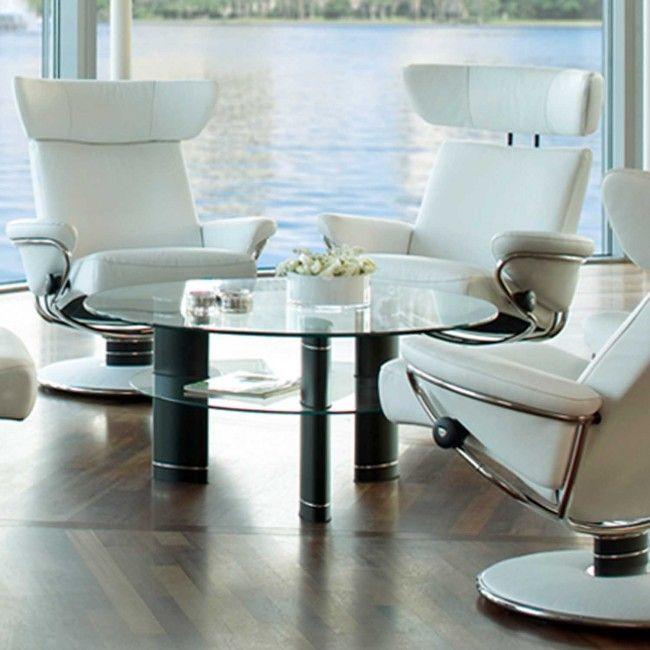 Elegant Ekornes Stressless Jazz Recliner Chair. Medium Nice Ideas