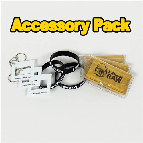 Ultimate I SHOOT RAW Accessory Pack