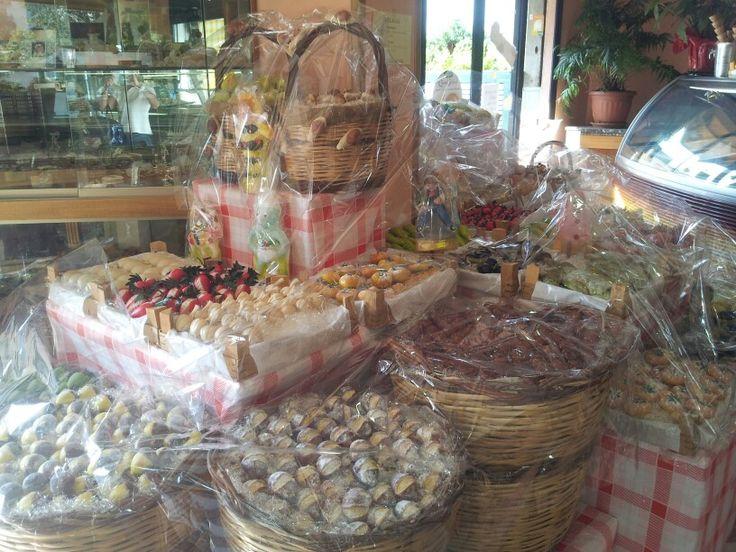 Pasta reale di Palermo Sicilia..