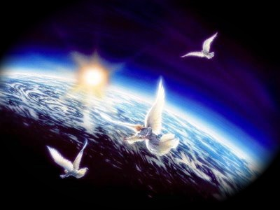 The message of the three angels revelation 14 6 12 it is the message