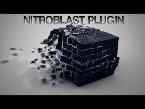 Cinema 4D Tutorials: Nitroblast plugin [HD] - YouTube