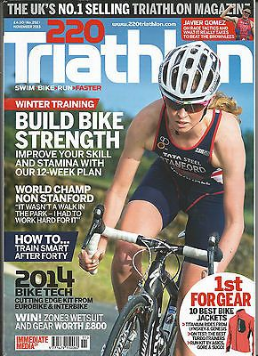 #Triathlon 220 #magazine 2013  # 292 - build bike #strength - non stanford - ,  View more on the LINK: http://www.zeppy.io/product/gb/2/181993415224/