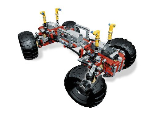 Lego Technic – 9398 – Jeu de Construction – Le 4 x 4 Crawler - See more at: http://jouet.florentt.com/toys-games/lego-technic-9398-jeu-de-construction-le-4-x-4-crawler-fr/#sthash.xgV4nY7h.dpuf