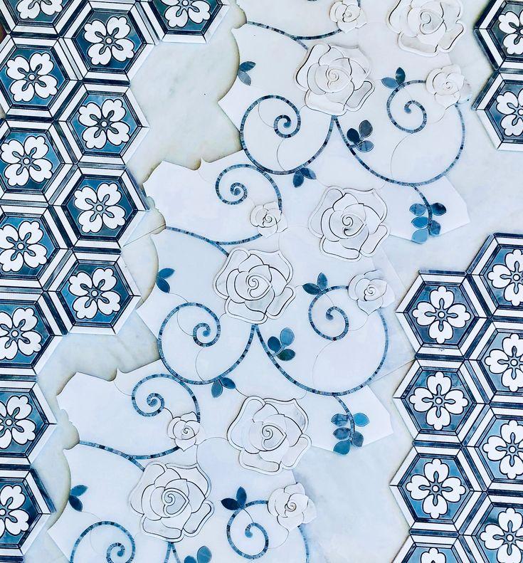 252 best Natural Stone Mosaic Tile SALE! images on Pinterest