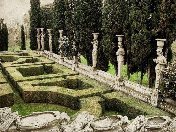 Telamons and Caryatids - Caprarola